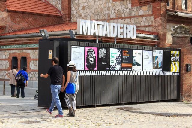 Matadero de Madrid